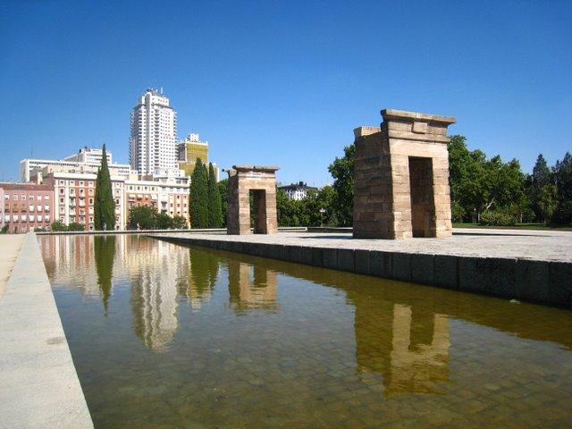 德波神殿 Templo De Debod