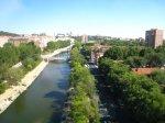 吊車上看的顆一條河