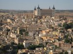 Parador De Toledo 看過去的 Toledo @ 1