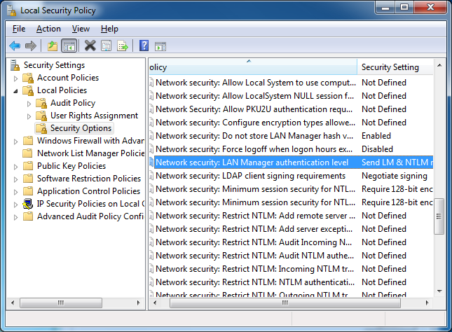 Windows 7 – Cannot connect to network drive | Eureka!