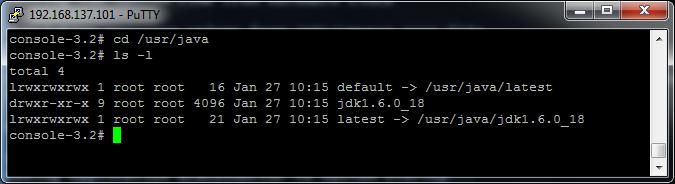 CentOS - Install Java Sun JDK (2/4)