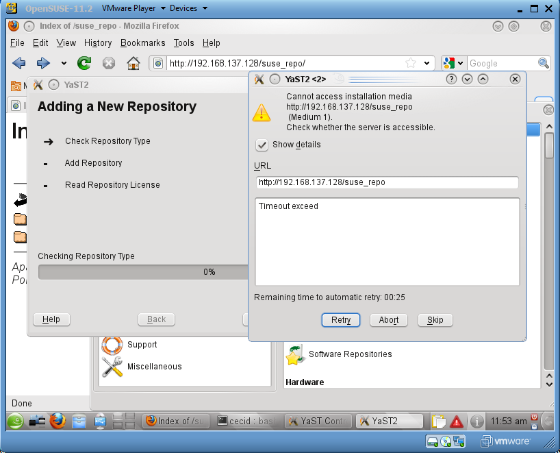 openSUSE – Create your own Software Repository @ 1   Eureka!