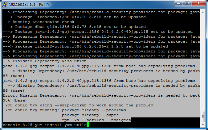 yum-utils – Check Missing Dependency Problem in Yum | Eureka!