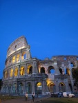 旁晚的 Colosseo @ 2