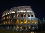 晚上的 Colosseo