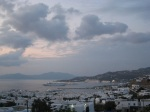 黃昏的 Mykonos