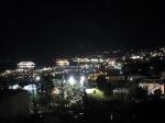 晚上的 Mykonos