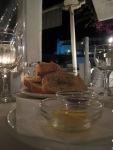 Platis Gialos 岸邊的餐廳
