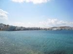 回到 Mykonos 的碼頭