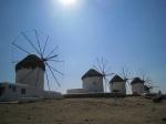 Windmills of Kato Milli