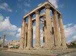 Temple of Olympian Zeus @ 1