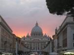 夕陽的 Vatican @ 3