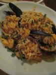 是日晚餐 — 海鮮 Risotto