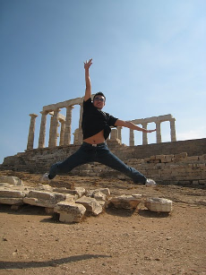 Taken at Sounion