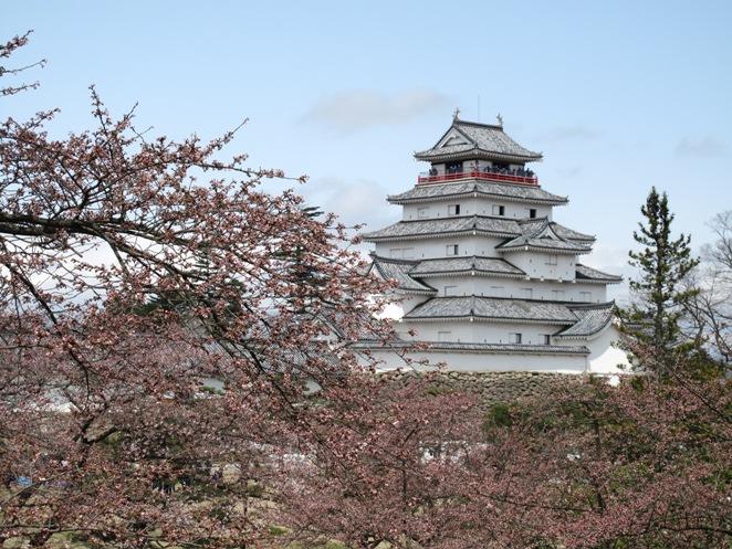 會津 - 鶴之城
