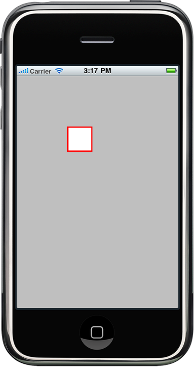 iPhone - UIView with Border