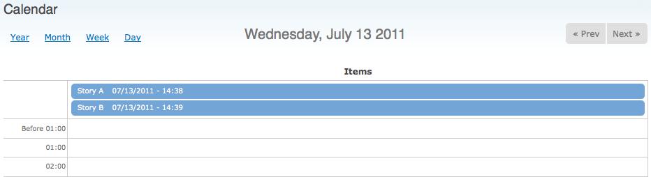 Drupal – Customize the day link inside the Mini Calendar