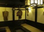 用膳的房間有些打獵的裝飾