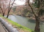 若松城護城河