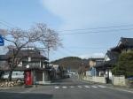 很漂亮的民房(往三春滝櫻的路上)