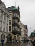 Trier中心的廣場