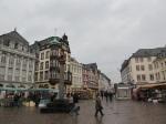 回到Trier中心的廣場