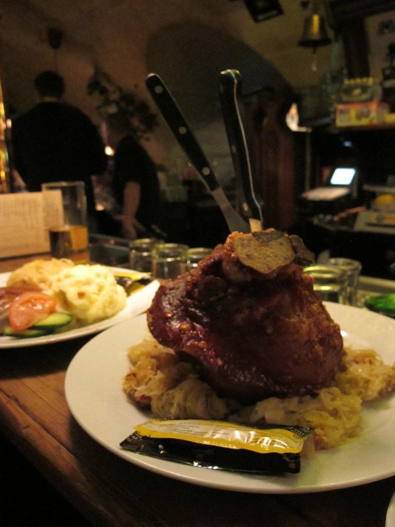 德國鹹豬手