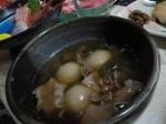 牛肉與湯丸