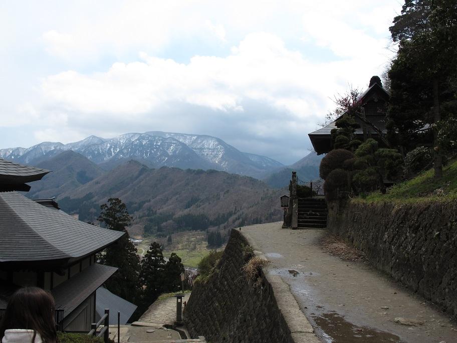 遠眺藏王山(蔵王山)