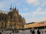 回到Cologne Cathedral