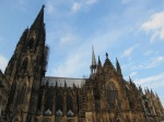 夕陽下的Cologne Cathedral @ 1