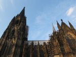 夕陽下的Cologne Cathedral @ 2