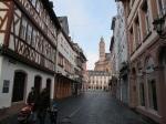 看到Mainz Cathedral了