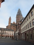 Mainz Cathedral @ 1