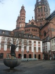 Mainz Cathedral @ 4