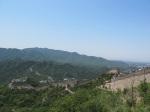 右邊便是北京城