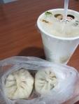 人生第一個臺灣早餐