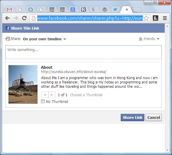 facebook-share-hyperlink