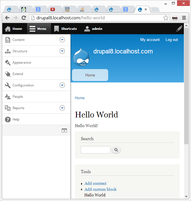 drupal-8-symfony-custom-hello-world-module-7