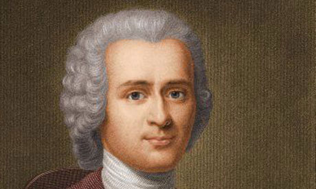 Jean-Jacques Rousseau, Enlightenment philosopher